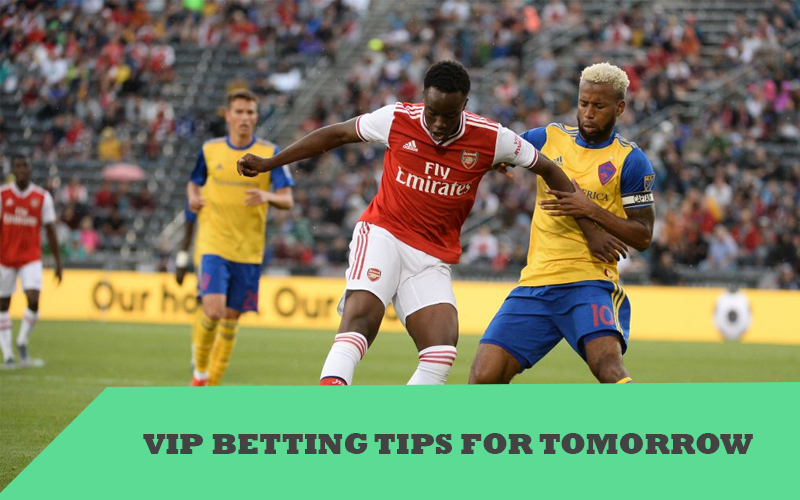 Football Betting Tips For Tomorrow
